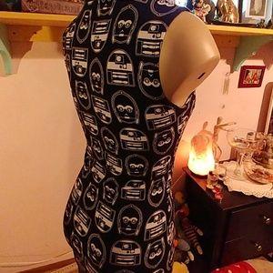 Forever 21 Dresses - Star Wars bodycon dress
